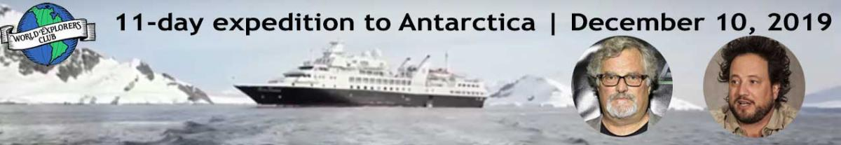 11 day cruise to ANTARTICA